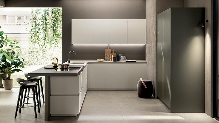 I colori da abbinare alla cucina bianca - Sanna Mobili ...