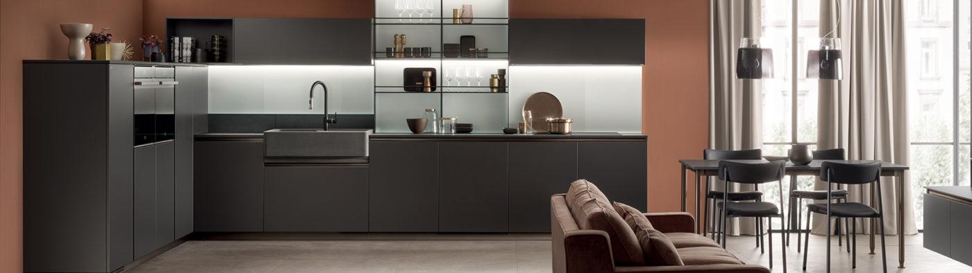 cucine ad angolo Archivi - Sanna Mobili - Arredamento Medio ...